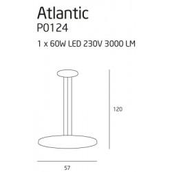 Cubo 50 OUT - Slide - lampa stojąca zewnętrzna