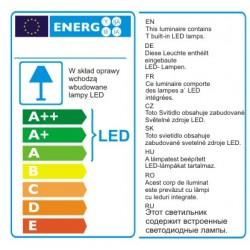 Świetlówka energooszczędna ściemnialna 20W (90W)  GOVENA