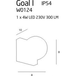 BOX L11 LED 17W CHORS