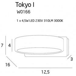 KONI 3160 GU10 230V biały mat. BPM