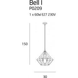 LAMPA PP DESIGN P 1361-W