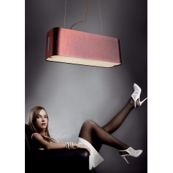 Lampa Sufitowa DON BLACK, 1xE27