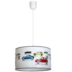 Lampa wisząca CARS 1xE27