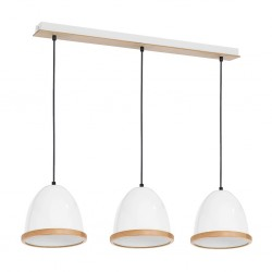 Lampa wisząca STUDIO WHITE 3xE27
