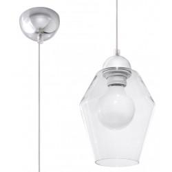 Lampa Wisząca SILVIA Transparentny