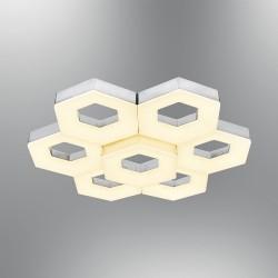 Ledowa plafoniera ozcan 5659-7 ledowy plafon lampa na diody power led 84w