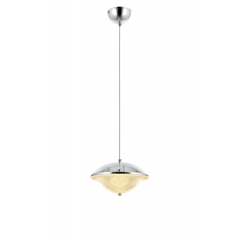 Nowoczesna lampa wisząca ALPI IKON 230-1K POWER LED SALON JADALNIA KUCHNIA SYPIALNIA