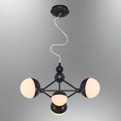 Lampa wisząca nowoczesna ozcan kuchnia  jadalnia salon sypialnia 5673 - 4a  lampa