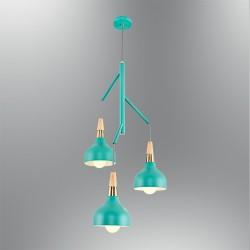 Lampa wisząca  ozcan salon sypialnia jadalnia 5021 - 3a  lampa