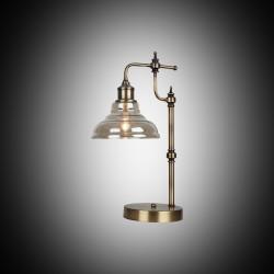 Industrialna  lampa stolikowa biurkowa lucea santo 1372-52-17 kuchnia jadalnia salon pub restauracja  loft kawiarnia
