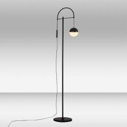 Lampa stojąca nowoczesna ozcan kuchnia  jadalnia salon sypialnia 5674 - l  lampa