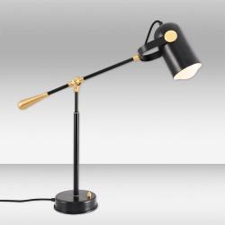 Lampa biurkowa ozcan salon sypialnia jadalnia 5019 - ml  lampa