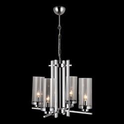 Klasyczna lampa żyrandol  lucea  elenora 1334-51-04 salon sypialnia jadalnia  hotel sala bankietowa salon