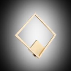 Nowoczesna lampa kinkiet  lucea  orabella 51857-04-w01-gd  salon sypialnia jadalnia