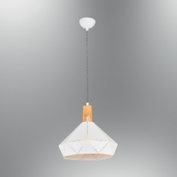 Lampa wisząca  ozcan salon sypialnia jadalnia 6460-2 lampa