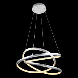 Nowoczesna designerska lampa wisząca lucea venetia 51883-01-ps1-sl  led  salon sypialnia jadalnia