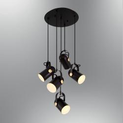 Lampa wisząca  ozcan salon sypialnia jadalnia 5019 - 5a  lampa