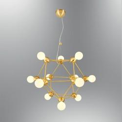 Lampa wisząca ozcan kuchnia  jadalnia salon 5672 - 12a lampa