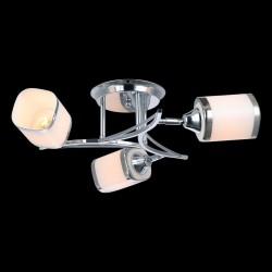 Nowoczesna lampa sufitowa plafon  lucea mamba 51255-02-c03-cr salon sypialnia jadalnia lampa