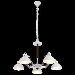 Biały żyrandol lucea bonaldo 51762-02-p05-wt industrial  kuchnia jadalnia salon biuro pub restauracja loft loft kawiarnia
