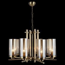 Klasyczna lampa żyrandol  lucea  elenora 1334-52-08 salon sypialnia jadalnia  hotel sala bankietowa salon
