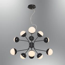 Lampa wisząca nowoczesna ozcan kuchnia  jadalnia salon sypialnia 5674 - 12a  lampa