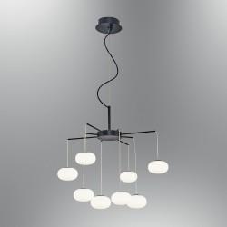 Lampa wisząca nowoczesna ozcan kuchnia  jadalnia salon sypialnia 5677 - 8A