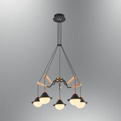 Lampa wisząca nowoczesna ozcan kuchnia  jadalnia salon sypialnia 5678 - 5A