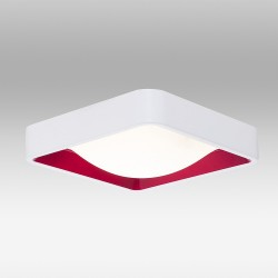 Biała lampa sufitowa  ozcan salon sypialnia jadalnia 3808-1 lampa
