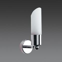 Kinkiet łazienkowy srebro ozcan 6165 lampa łazienkowa