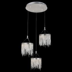 Elegancka lampa wisząca  lucea  sorento salon sypialnia jadalnia hotel  51665-06-p03-sn