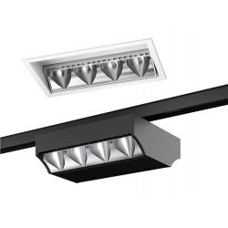 SQUADRO 2 × 4 lamps...