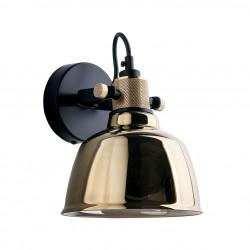Lampa AMALFI gold kinkiet...