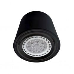 LAMPA SUFITOWA TUBO 1x12W LED AR111