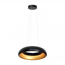 LAMPA WISZCA RONDO NERO 36W LED