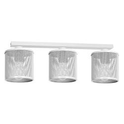 Lampa Sufitowa LOUISE WHITE 3xE27