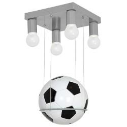 Lampa Sufitowa FOOTBALL 4xE27