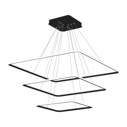 LAMPA WISZCA NIX BLACK EXTERNO 117W LED
