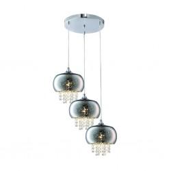 LAMPA WISZCA STARLIGHT 3xE14