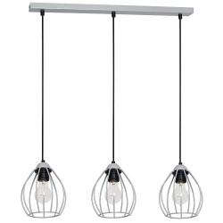 Lampa Wiszca DON GREY 3xE27/60W/230V