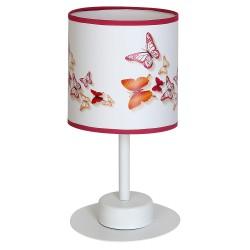 Lampa biurkowa  BUTTERFLIES 1xE27