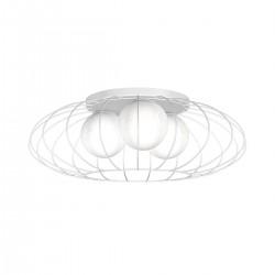 Lampa Sufitowa KRONOS WHITE 3xE27