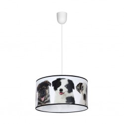 Lampa Wiszca DOGS 1xE27
