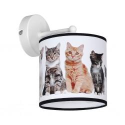 Kinkiet CATS 1xE27