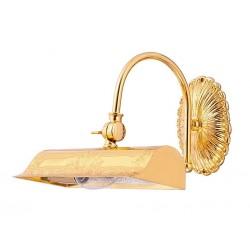 Złoty kinkiet sevinc 4215 lampa ścienna złoto