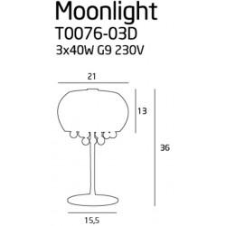 Balance SP 24 - Vistosi - lampa wisząca